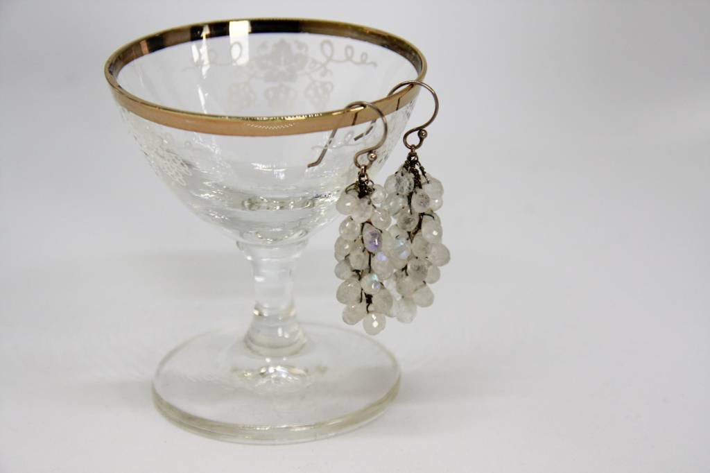 Lacom gems Moonstone earrings