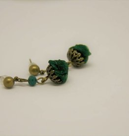 Ana Popova Christelle earrings