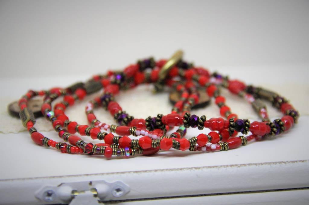 Konplott Set of 5 Konplott bracelets