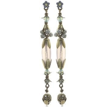 Konplott Earrings Arsenic in Old Lace light pastel