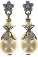 Konplott Earrings Arsenic in Old Lace multi