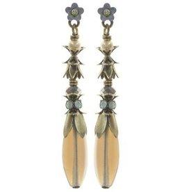 Konplott Earrings Arsenic in Old Lace