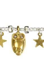 Hultquist Owl bracelet