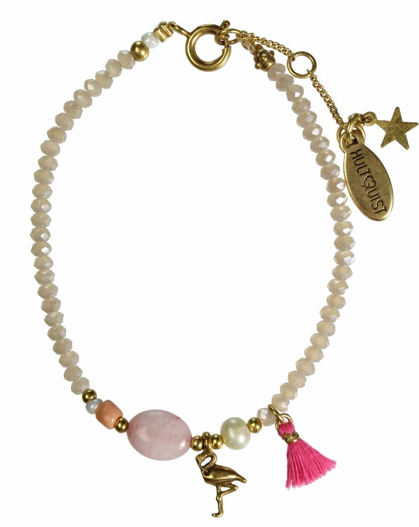 Hultquist Hultquist bracelet with pelican pendant
