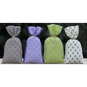 Lavendelzakje kwartet