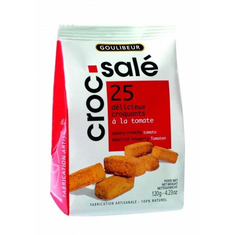 Zoute  zoute koekjes tomaten Crocs
