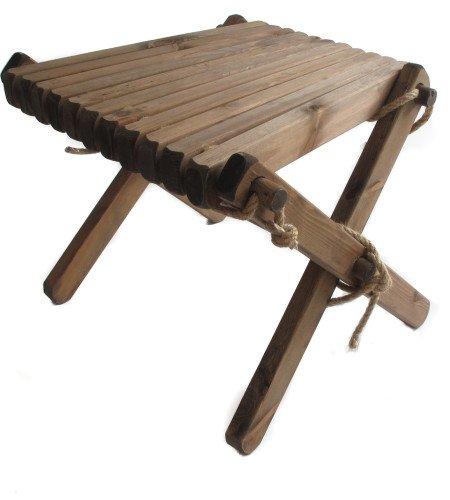 EcoFurn Lilli Table Pine Brown