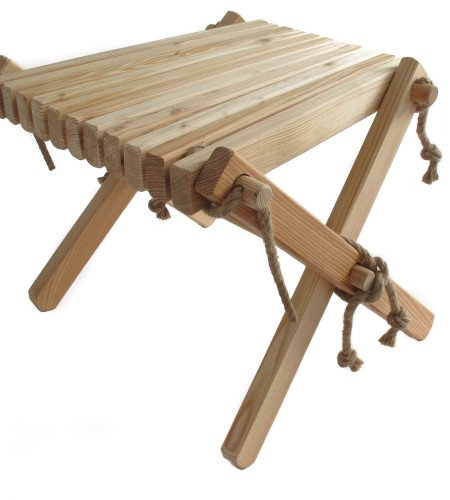 Lilly Table Larch Naturel