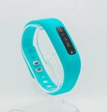 One bracelet de couleur vert