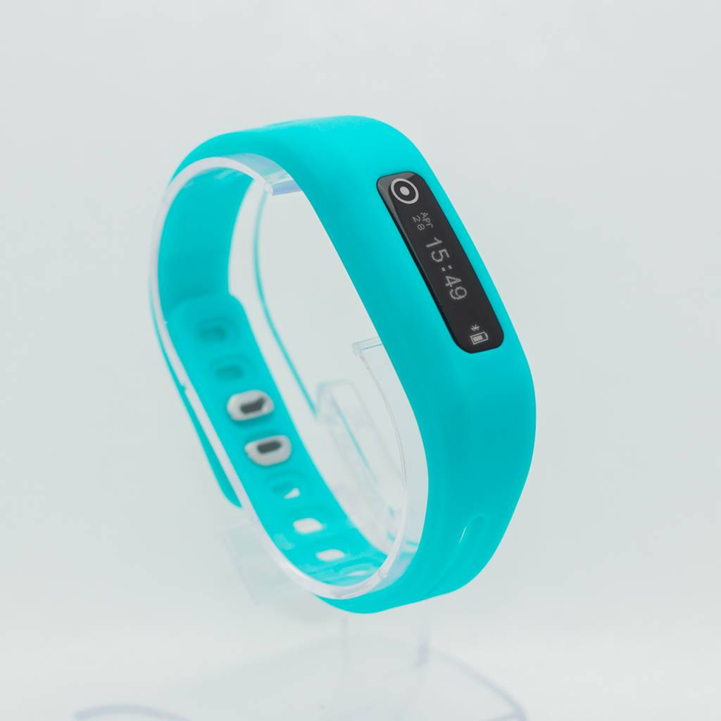 One color band mint green