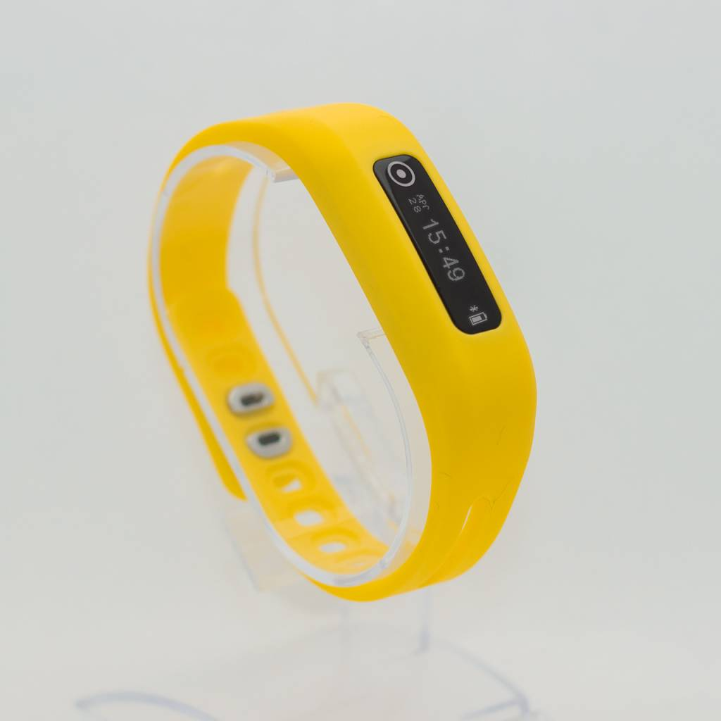 One color band yellow