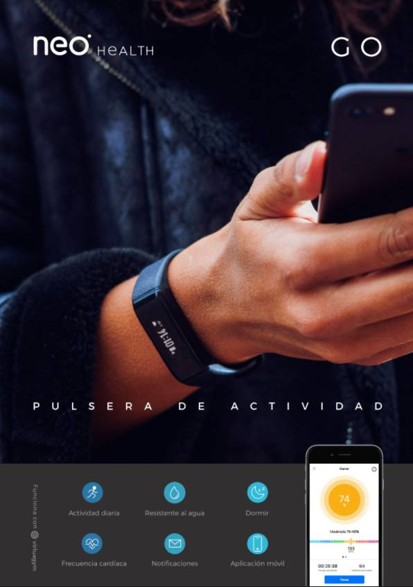 Flyer GO/Pulse Español