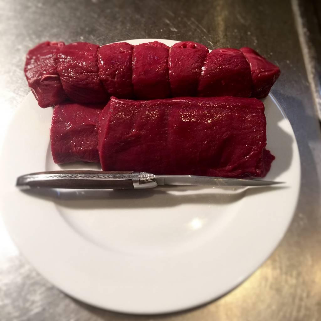 Rugfilet, Hert, Nieuw-Zeeland 64.99€/kg