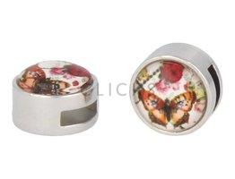 Spinto Spinto - SC1002 - Schieber - Tierdruck - Mehrfarbig