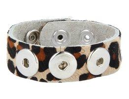 Armband (NBNL327/25) Cheetah