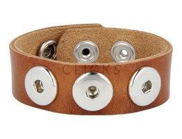 Armband (NBNL333/25) Kognak Esb