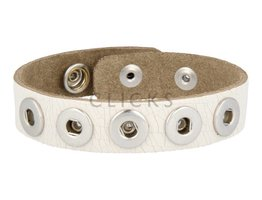 Armband Mini (MBNL012/24/5) Weiss Krakelee