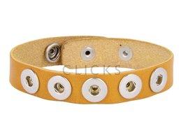 Armband Mini (MBNL015/22/5) Ockergelb