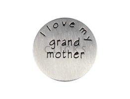 Memory plate : I Love my Grandma (MPC030)