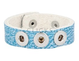 Armband mini douro blauw (KBM012/3)