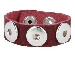Armband (KB326) Schlange Rot