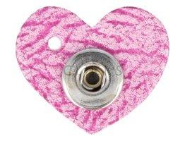 Kettenanhänger Mini Herz Douro Rosa XS (KHCM084XS)