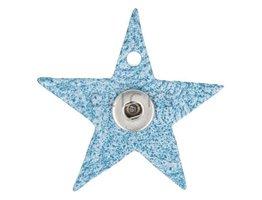 Kettenanhänger Mini Sterne Douro Blau S (KHCM089S)