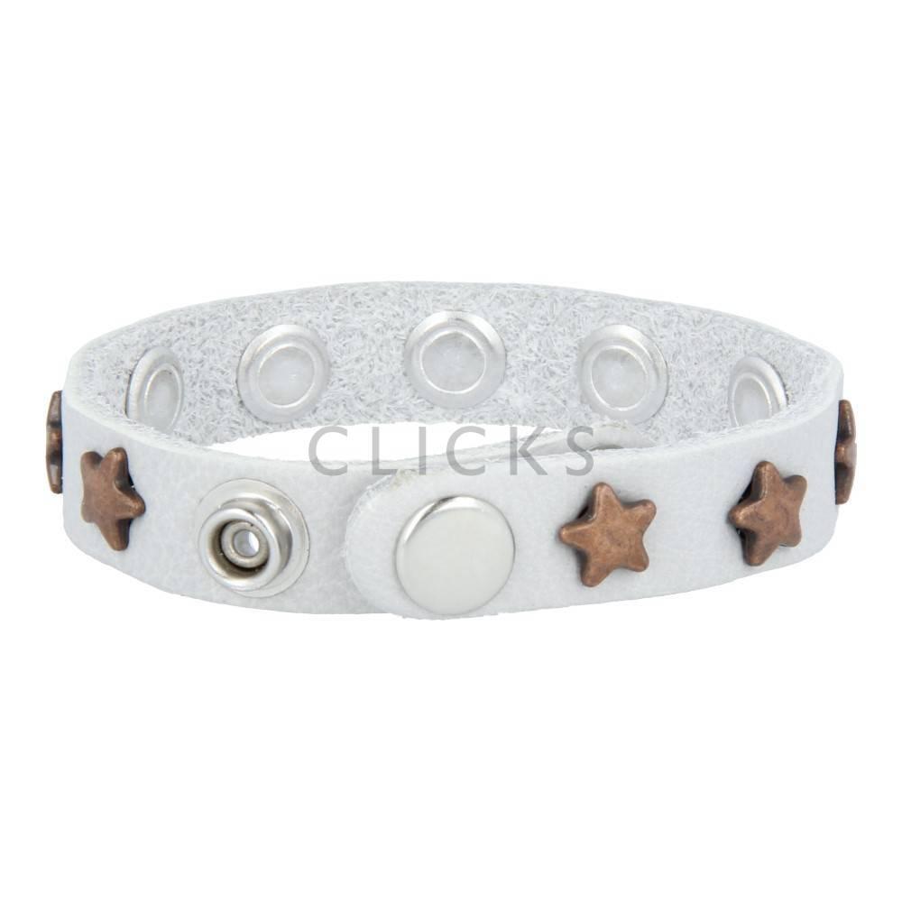 Tenzy Armband besetzt Sterne 13 324 Lichtkupfer