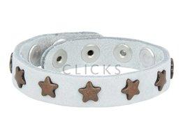 Tenzy 1077 Armband Himmel Nubuk / bronze star (AB2050SR / B)