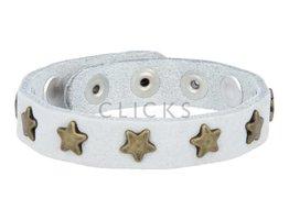 Tenzy 1077 Armband Himmel Nubuk / Goldstern (AB2058SR / G)