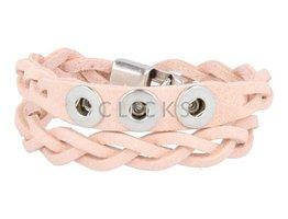 Tenzy Armband Studs NL Braun Studs Mischung 43/10