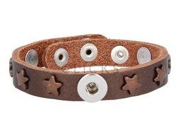 Tenzy Armband Studs 1047 Bronze/1 MiniClick-Sterne Bronze