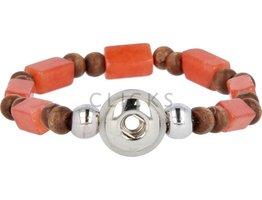 Perlenarmband Miniclicks