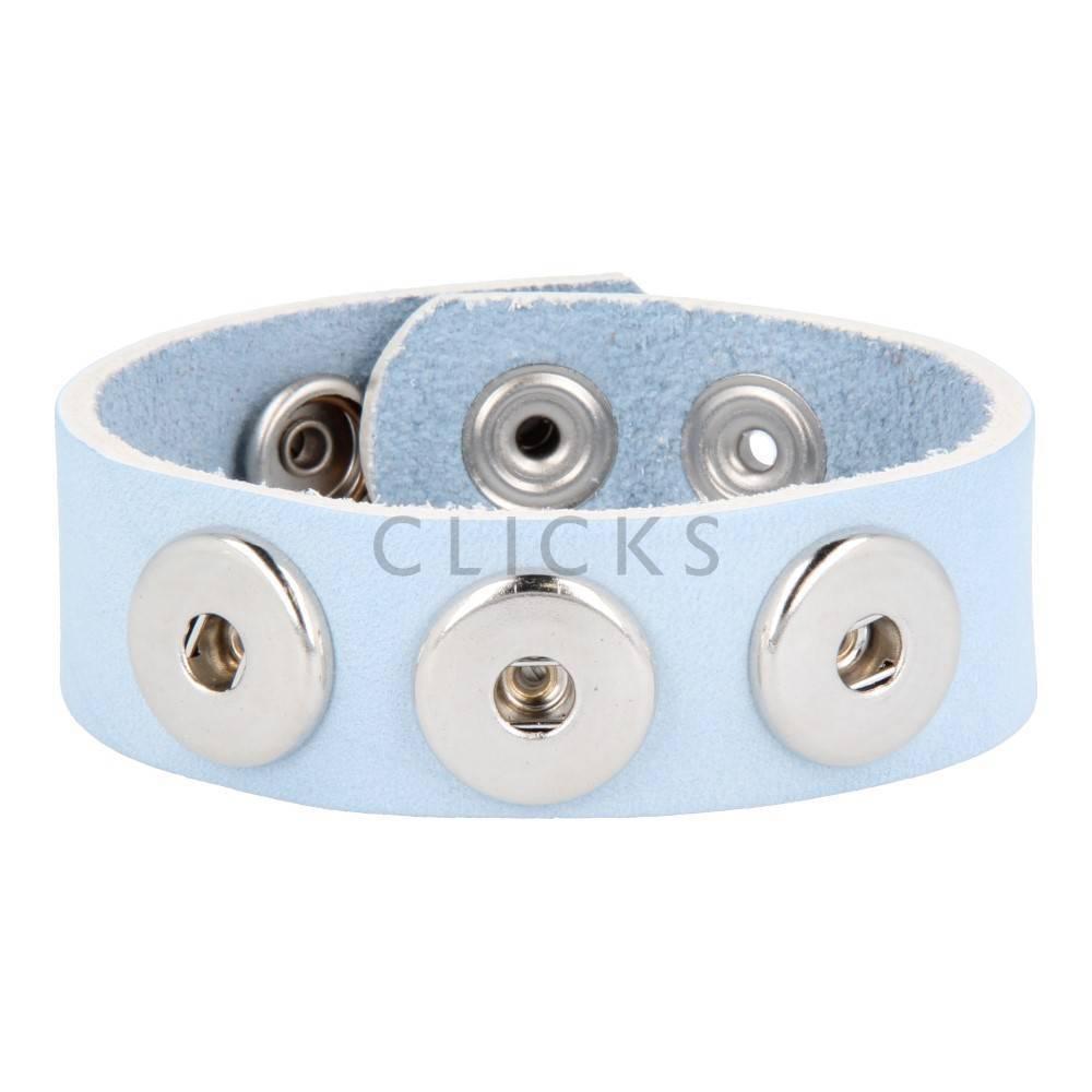 Clicks Armband Clicks 505 Hellblau (1005L23)