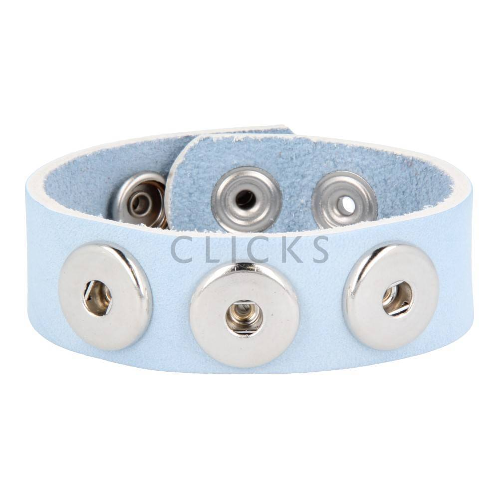 Clicks Armband Clicks 505 Hellblau (1005L25)