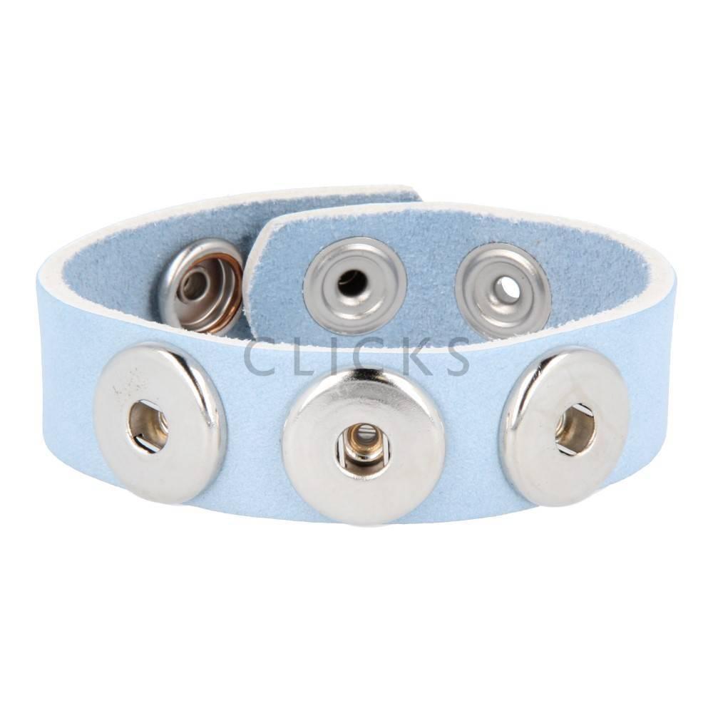 Clicks Armband Clicks 505 Hellblau (1005M21)