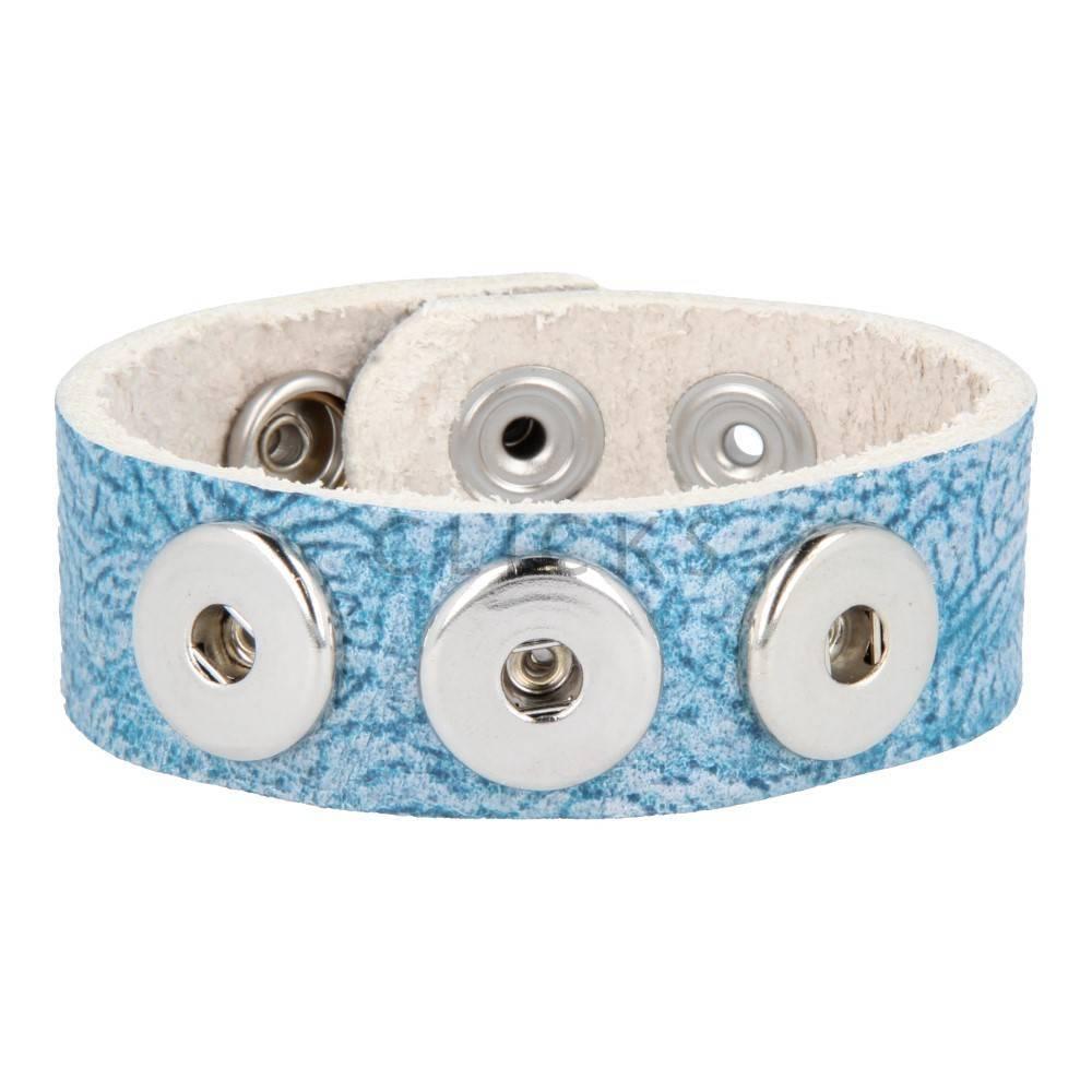 Clicks Armband Clicks Douro Blau (1007L25)
