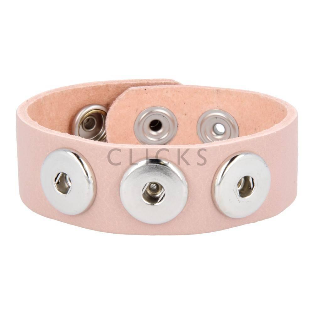 Clicks Armband Clicks 501 Rosa (1012L22)