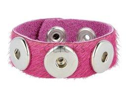 Armband (KB321) Haar Rosa