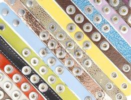 Mischung 10 MiniClick armbanden(MischungMini10MBNL)
