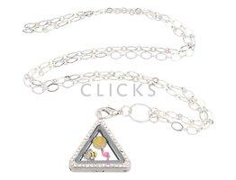 Sweet Memory Lockets Sweet Memory Locket Dreieck mit Sommer Charms (MLS1030)