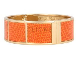 Safari Safari - SI1009 - Clip Armband - Gold - Orange