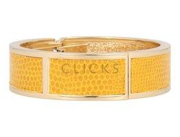 Safari Safari - SI1012 - Clip Armband - Gold - Gelb