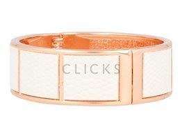 Safari Safari - SI1015 - Clip Armband - Rosé - Weiss
