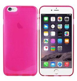 iHoez.nl iPhone 6 hoesje Roze TPU
