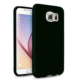 iHoez.nl Samsung S6 hoesje Zwart TPU