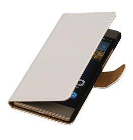 iHoez.nl Huawei P8 Lite hoesje Wit