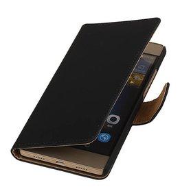 iHoez.nl Huawei P8 Lite hoesje Zwart