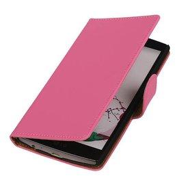 iHoez.nl LG G4 hoesje Roze