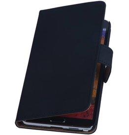 iHoez.nl Samsung Note 3 hoesje Zwart Boek Classic